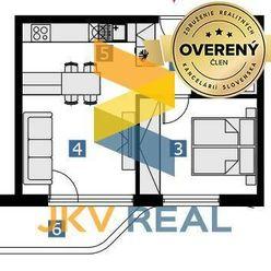 JKV REAL | Ponúkame 2i byt v Matadorke - dokončite si podľa predstáv