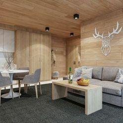 Predáme nádherný 3-izbový apartmán vo Vysokých Tatrách