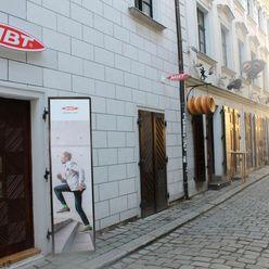 Prenájom obchodných priestorov v historickom centre pri ul. Michalská