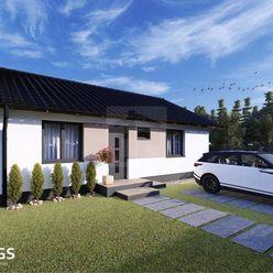 Directreal ponúka Novostavba 4 izbový rodinný dom v Suchej nad Parnou