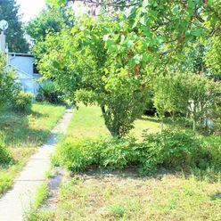 Posledná ponuka - pozemok 798 m2 | 2-izbový dom | všetky siete | PREDAJ | BA - Vrakuňa (Lesopark)