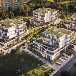 LEXXUS-PREDAJ,4-izbový byt v projekte VILLA RUSTICA-TERASY 2,Dúbravka