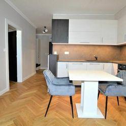 NA PRENÁJOM – zariadený 2 izbový byt v novostavbe s parkovacím státím, sídlisko Západ, POPRAD