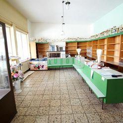 Na predaj polyfunkčná budova vhodná na podnikanie (výroba, sklad, sídlo firmy), obec Socovce, okres