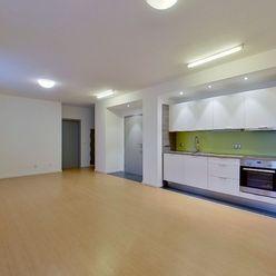 NAJREAL | 3D virtuálna prehliadka, 2-izbový byt s veľkou terasou a garážovym státim, Podunajská, BA
