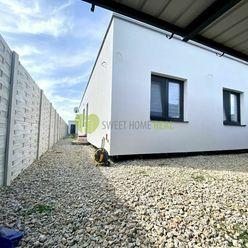 Na predaj kompletne zariadená novostavba 4i bungalovu v obci Čaňa, Košice - okolie