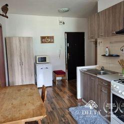 DELTA-Prenájom 1 izbového bytu v Kežmarku