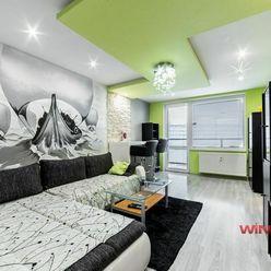 3-izbový, prenájom, kompl. zariadený, Karpatská, Košice