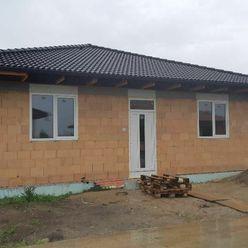Na predaj 3-izbový rodinný dom novostavba Galanta /Richt.pole/