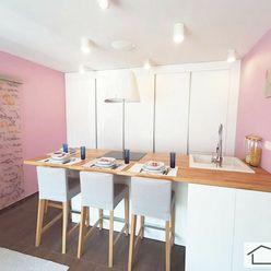 Predaj nadštandardný 2 izbový byt, Príjazdná ulica, BA III - Vajnory, balkón, celk.plocha: 69m2, CEN