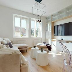 Moderný 4-izbový byt s balkónom