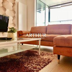 ARTHUR - Na prenájom komfortný byt s parkovaným v  rezorte Panorama City