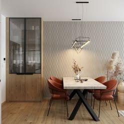 NA PREDAJ! 2-izbový byt - bytový komplex Kúty