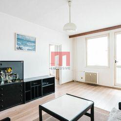 Na predaj 3 izbový byt s veľkou loggiou v tichom prostredí Karlovej Vsi