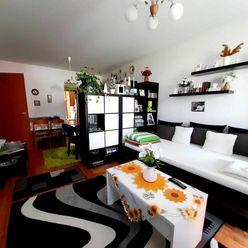 Rajka  - 2,5 izbový zariadený byt v novostavbe s parkovaním, 3 km za hranicami !!!