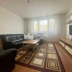 Kompletne zariadený 4i byt s lodžiou na prenájom v Petržalke