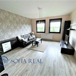 Svetlý a zrekonštruovaný 3-izbový byt, loggia, Mierová - Ružinov