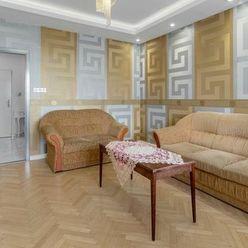 Krásny 3i byt Račianská ulica-Nové Mesto,kompletná rekonštrukcia-zariadený