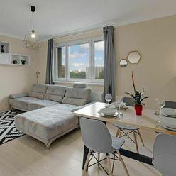 Moderný 3 izbový byt v Bratislave Petržalke na Bradáčovej ulici