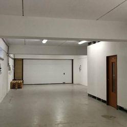 Prenájom: Skladový priestor v Žiline na Bulvári 120 m2