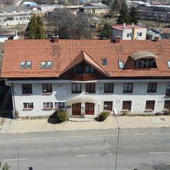 Polyfunkčná budova v Poprade s možnosťou prestavby na bytové jednotky