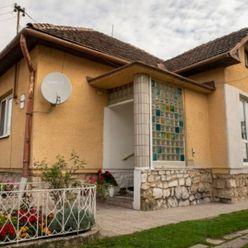 Na predaj 3 izbový rodinný dom v Čečejovciach