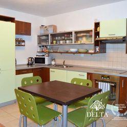 DELTA | Krásny 3 izb. byt s predzáhradkou, Zálesie, 122,2m2