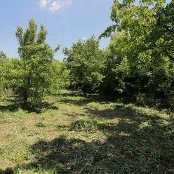 Na predaj záhrada 300 m² - Modranka
