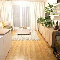 Prenájom zariadeného 2i bytu v centre Žiliny 56 m2