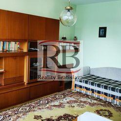 Na predaj 1 izbový byt s loggiou na Bujnákovej ulici v Dúbravke