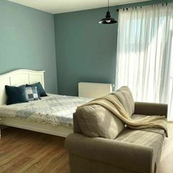 Prenájom 1- izbového bytu v novostavbe s parkovacím státím