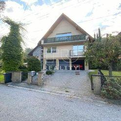 Len u nás! Priestranný rodinný dom s veľkou záhradou v top lokalite Považskej Bystrice 390m2