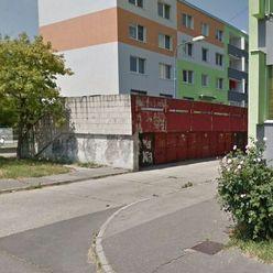 Garáž na Bebravskej ulici je na prenájom