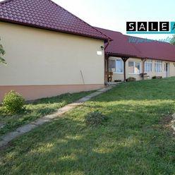 Útulný rodinný dom, 140 m2, rekonštrukcia, Devičaany, Levice