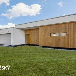 5i RD ꓲ 201 m2 ꓲ NITRA - LUŽIANKY ꓲ priestranný bungalov pre náročného klienta