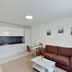 Na prenájom 2-i. apartmán s balkónom a výbornou dostupnosťou do centra, klimatizácia
