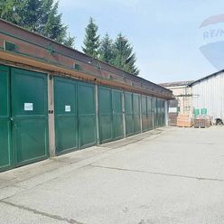 Prenájom skladové priestory, garáž 60 m2 Prievidza