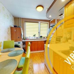 Exkluzívne: 4-izbový byt s loggiou, sídlisko Tarča, Spišská Nová Ves