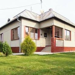 Zariadený rodinný dom 13 km od Michaloviec