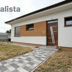 Novostavba - zariadený 3i rodinný dom na predaj v Dunajskej Strede