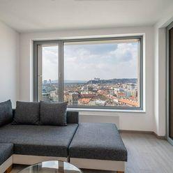 PRENÁJOM - Neobývaný 2-izbový byt na 15.poschodí, SKY PARK