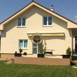 Na predaj priestranný 5izb dom v Bernolákove-Rezervované