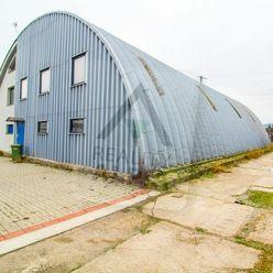 Výrobná hala s pozemkom, /1123m2/, Kysucké Nové Mesto