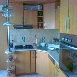 MAXFIN REAL na predaj veľký 3 izb byt 84m2 na Bellovej ul.v Nitre