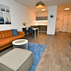 Klimatizovaný, útulne zariadený 2-izbový byt na prenájom v projekte Stein