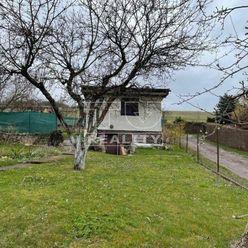 Záhradná chatka Mojšová Lúčka, veľký pozemok, 205m2