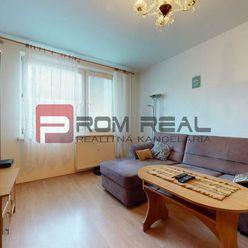 Na PREDAJ 2 izbový byt s balkónom v Pezinku