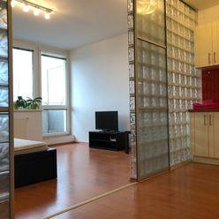 1-izbový byt komplet zariadený Koloseo Tomašikova