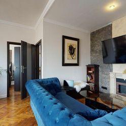 Priestranný byt s množstvom výhod v centre Bratislavy, neďaleko downtownu