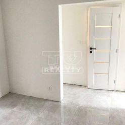 Dvojizbový byt v novostavbe, Martin, 38m2